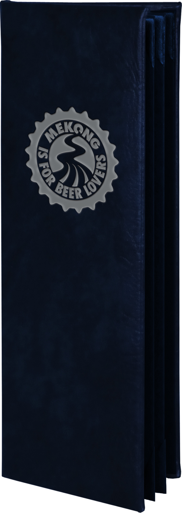 New York Style Harley Menu Covers