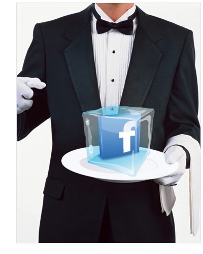 Restaurants prosper using Menucoverman's social media suggestions.