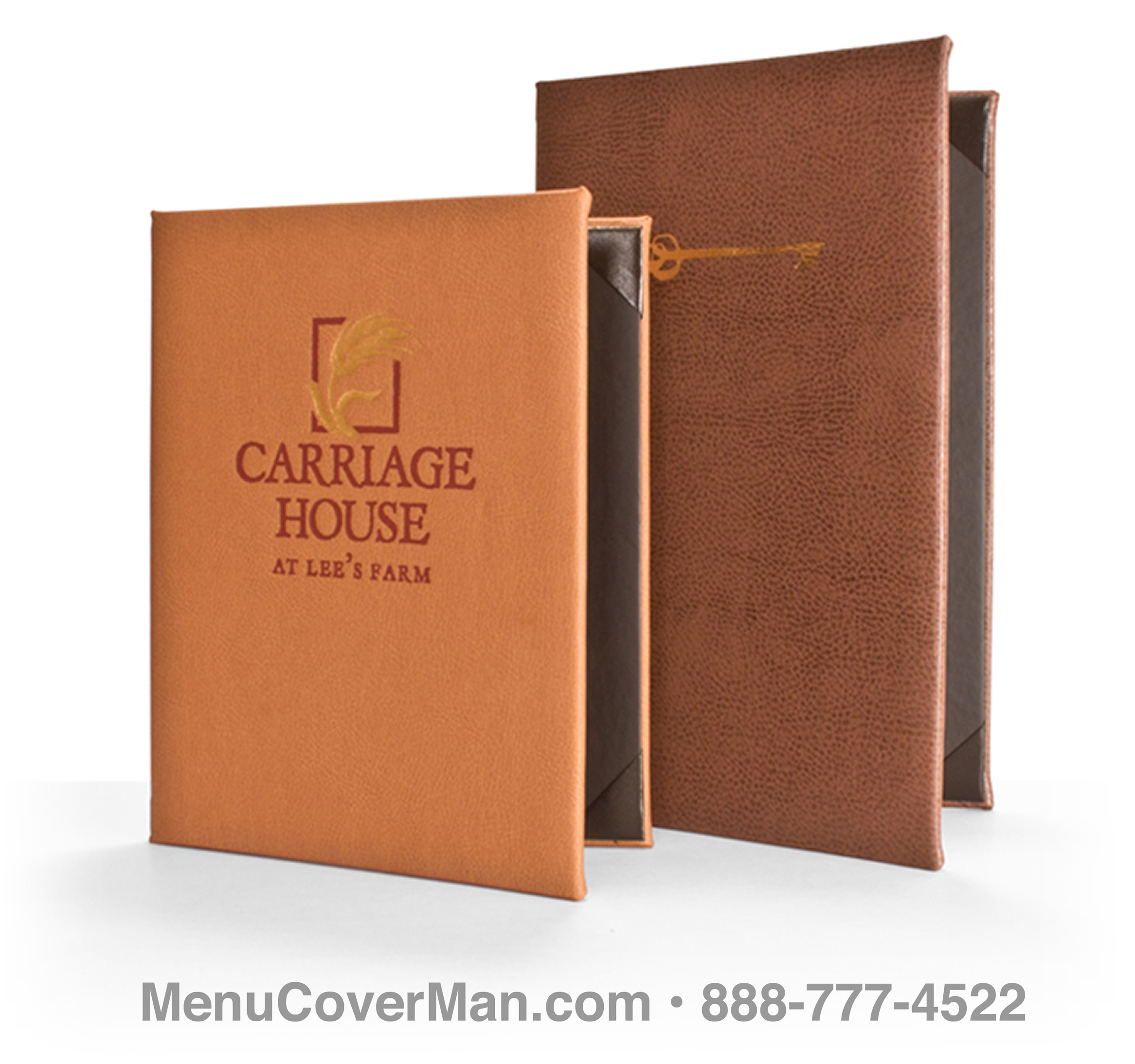 Sedona Menu Covers Frontspiece